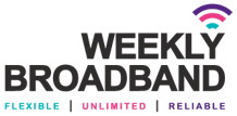 Weekly broadband logo