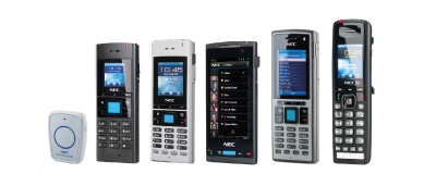 NEC telephone systems
